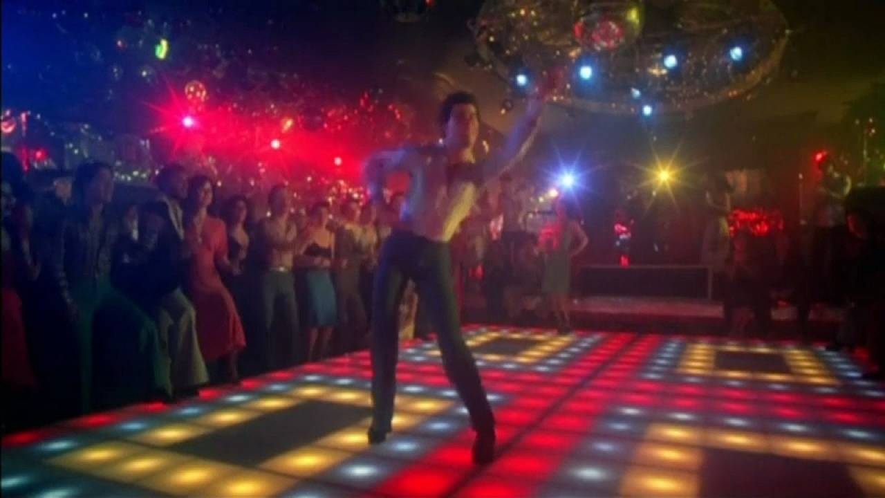 "Le dancefloor de ""Saturday Night Fever"" aux enchères"