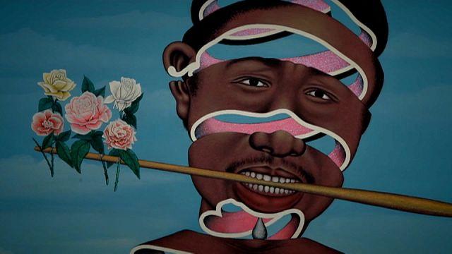 عرض للفن الافريقي المعاصر في باريس