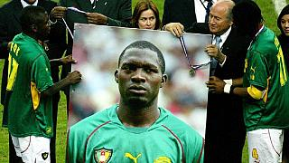 Cameroon's Marc-Vivien Foe: A friend of football who died playing