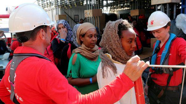 Nach Ramadan: Wieder mehr Flüchtlinge auf der Mittelmeerroute