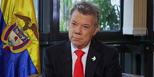 """Juan Manuel Santos: """"Cette fois, c'est vraiment la fin des FARC"""""""