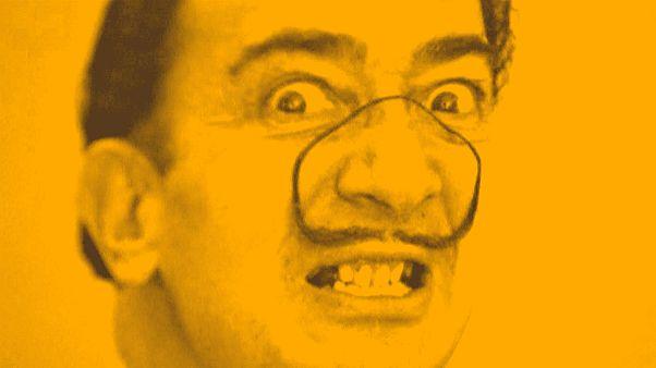 Surreal: Dalí wird aus dem Grab geholt