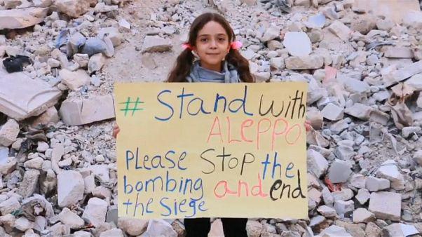 دختری از حلب با توئیتهایش چهره تاثیرگذار مجله تایم شد