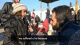 الفتاة السورية بانا العابد تحلم بالعودة يوما ما إلى حلب