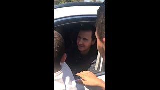 الأسد يتحدى
