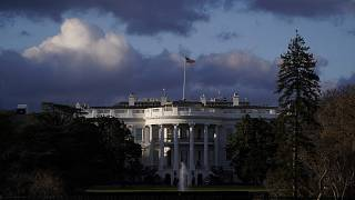 Image: The White House is seen after Special Counsel Mueller handed in his