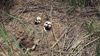 RDC : 10 nouvelles fosses communes découvertes