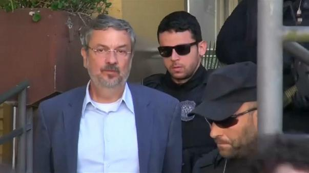 Korruptionsskandal: 12 Jahre Haft für Brasiliens Ex-Finanzminister