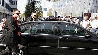 مخالفت آلمان با ورود برخی محافظان اردوغان به این کشور