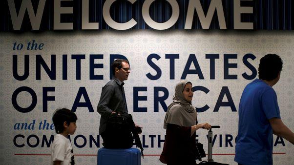 Μερική εφαρμογή του αντιμεταναστευτικού διατάγματος Τραμπ