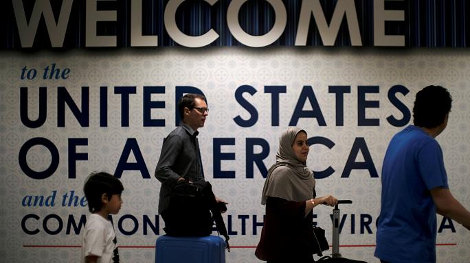 """L'ACLU nuance la """"victoire"""" de Trump sur l'immigration"""