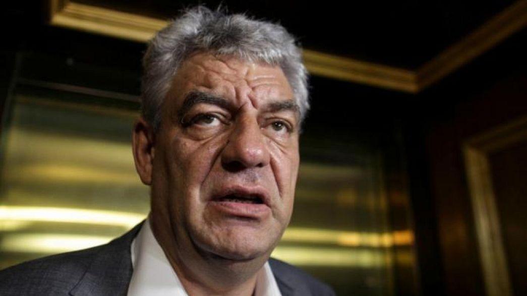 Roménia tenta novo governo