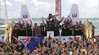 La juventud conquista la Copa América de vela