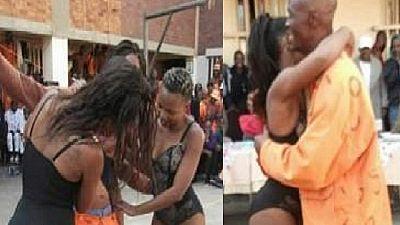 Afrique du Sud: danse érotique dans une prison, des sanctions annoncées pour 13 gardiens