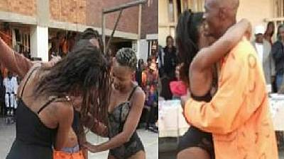 Erotic entertainment in Jo'burg's Sun City prison, 13 face suspension