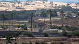 إسرائيل تشن غارات على غزة مساء أمس