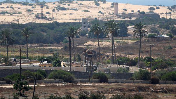 إسرائيل تشن غارات على غزة