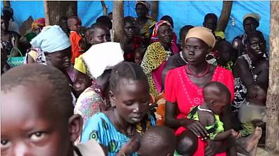 600.000 enfants risquent de mourir de famine en Afrique selon le pam