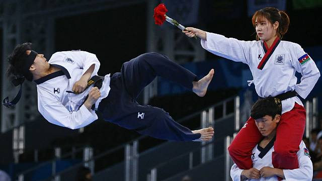 WTF?! World Taekwondo Federation changes name over links with rude acronym