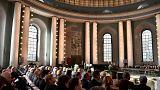 Berlin: Totenmesse für Kohl