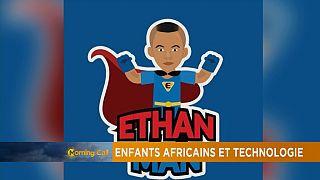 Un garçon de 6 ans crée en Tanzanie un jeu d'apprentissage sur ordinateur [Hi-Tech]