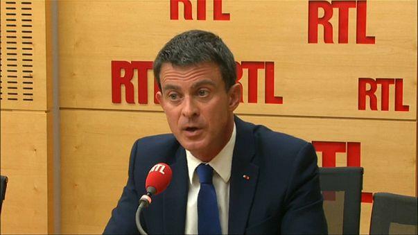 Valls quitte le PS, Raffarin la politique