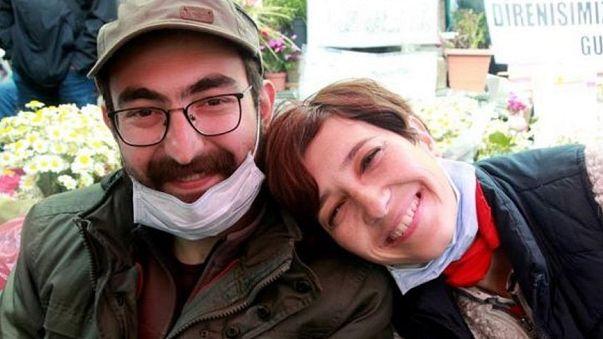 Avrupa Konseyi'nden Nuriye Gülmen ve Semih Özakça için Türkiye'ye çağrı