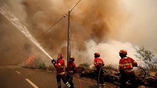 Portugal fire inquiry