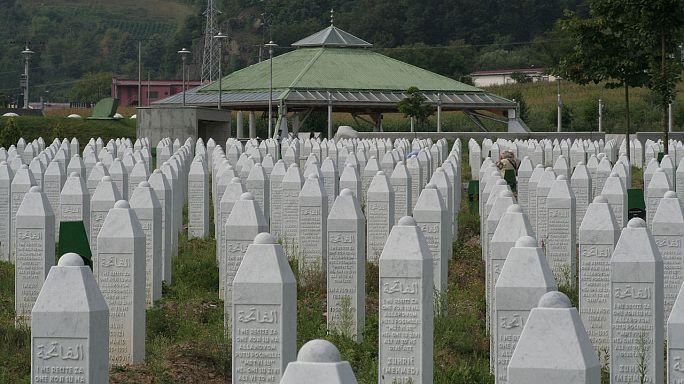 Srebrenitsa katliamından Hollanda 'kısmen' sorumlu