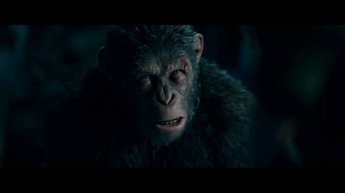 Prepare for war for the Planet of the Apes
