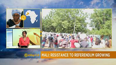 "Mali : ""Touche pas à ma constitution !"" [The Morning Call]"