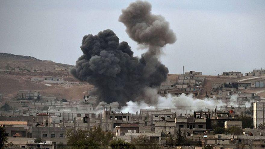 عشرات القتلى في قصف لقوات التحالف على سجن تابع لتنظيم الدولة الإسلامية