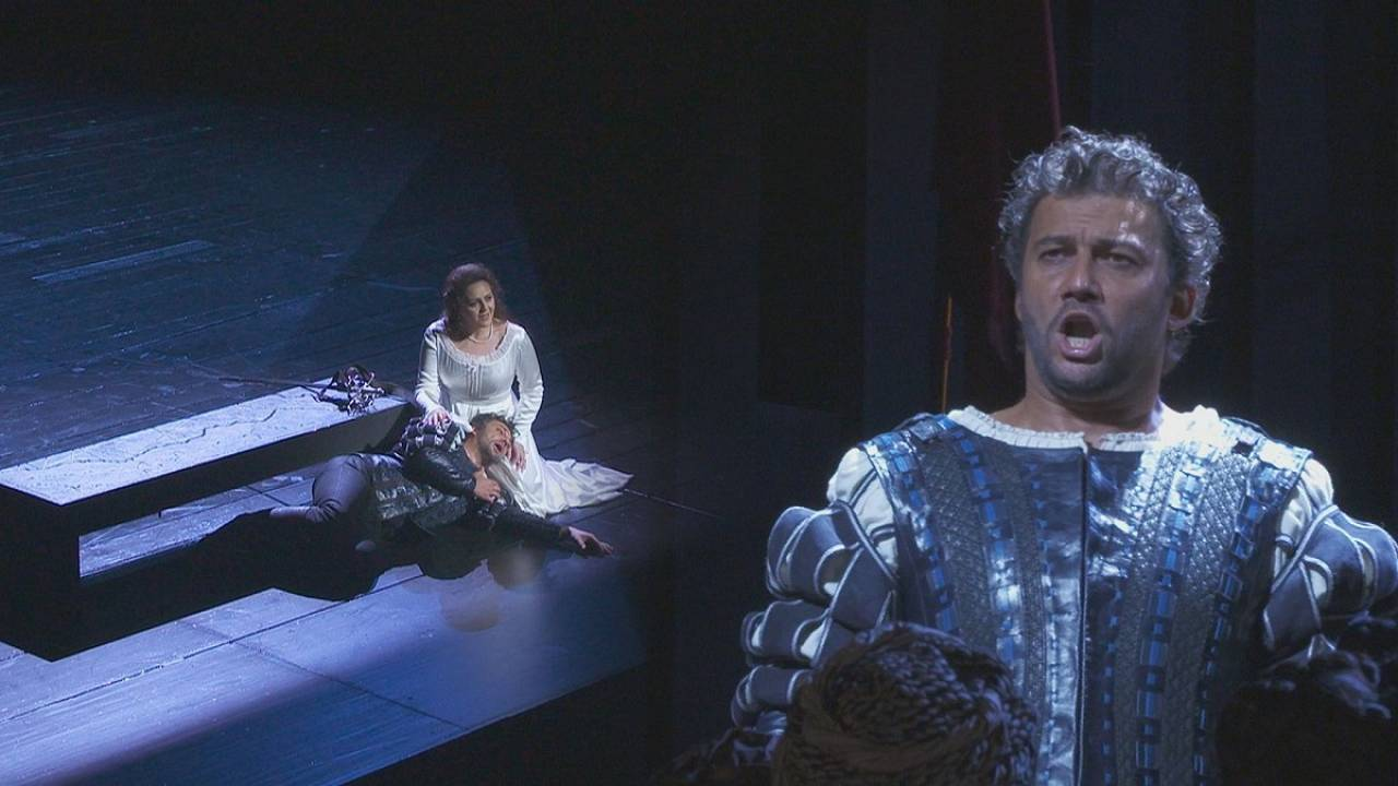 Jonas Kaufmann is Otello in Covent Garden