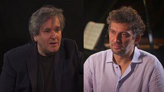 A cumplicidade de Jonas Kaufmann e Antonio Pappano