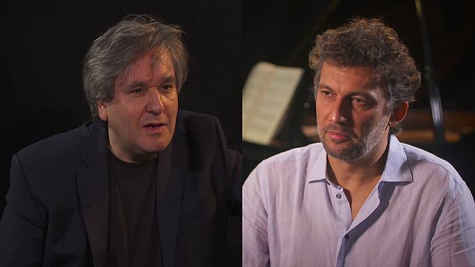 Jonas Kaufmann ve Antonio Pappano: suç ortağı sanatçılar