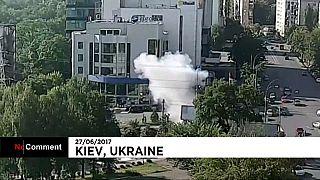 Autobomba uccide Colonnello ucraino nel centro di Kiev