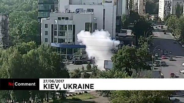 مرگ یک افسر امنیتی اوکراین براثر بمبگذاری