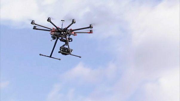 Portugal: 'Drones' a voar demasiado perto dos aviões