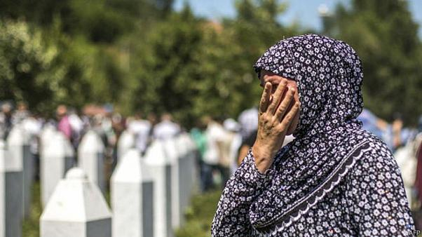 """Holanda condenada pelo """"massacre de Srebrenica"""""""