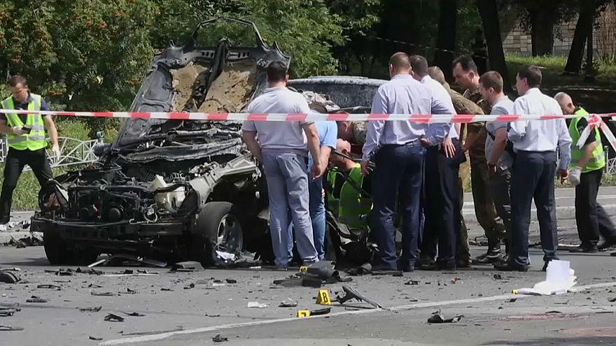 Убийство разведчика в Киеве