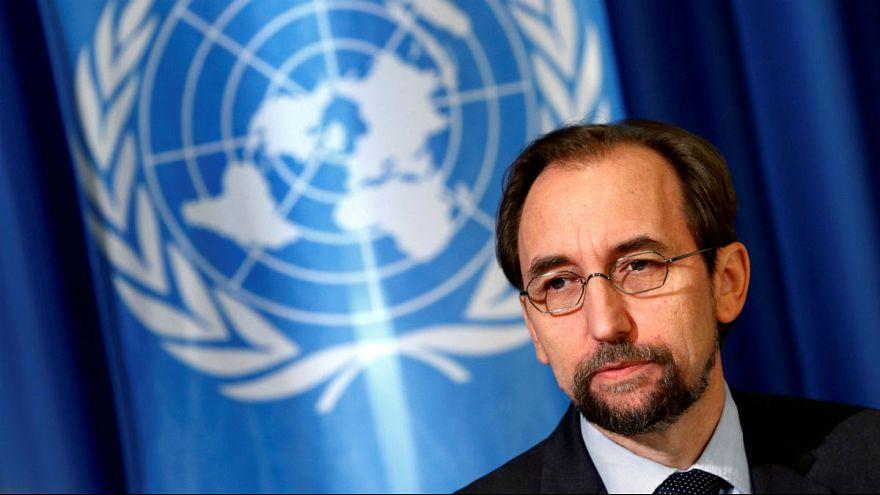 انتقاد کمیسرعالی حقوق بشر سازمان ملل از نخست وزیر بریتانیا
