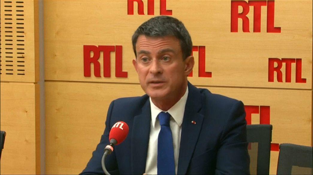 فالس يترك الحزب الاشتراكي الفرنسي بعد أربعة عقود