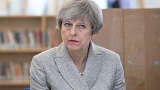 Brüksel May'in AB vatandaşlarına yönelik önerisini inceliyor