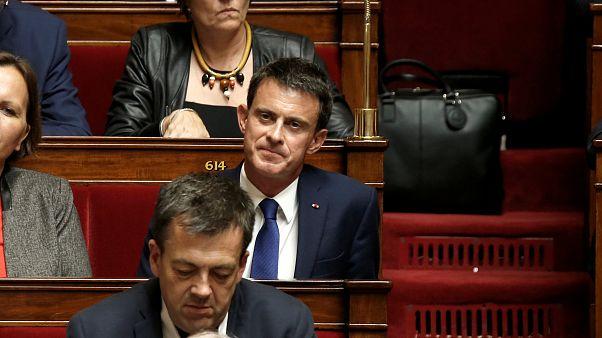 El ex primer ministro francés, Manuel Valls, deja el Partido Socialista