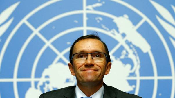 Cyprus peace talks: 'best, but not only'chance of agreement - UN