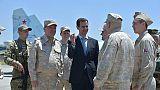 En cas d'attaque chimique en Syrie, Trump et Macron veulent une réponse commune