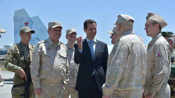 ABD'den Suriye'ye kimyasal silah uyarısı