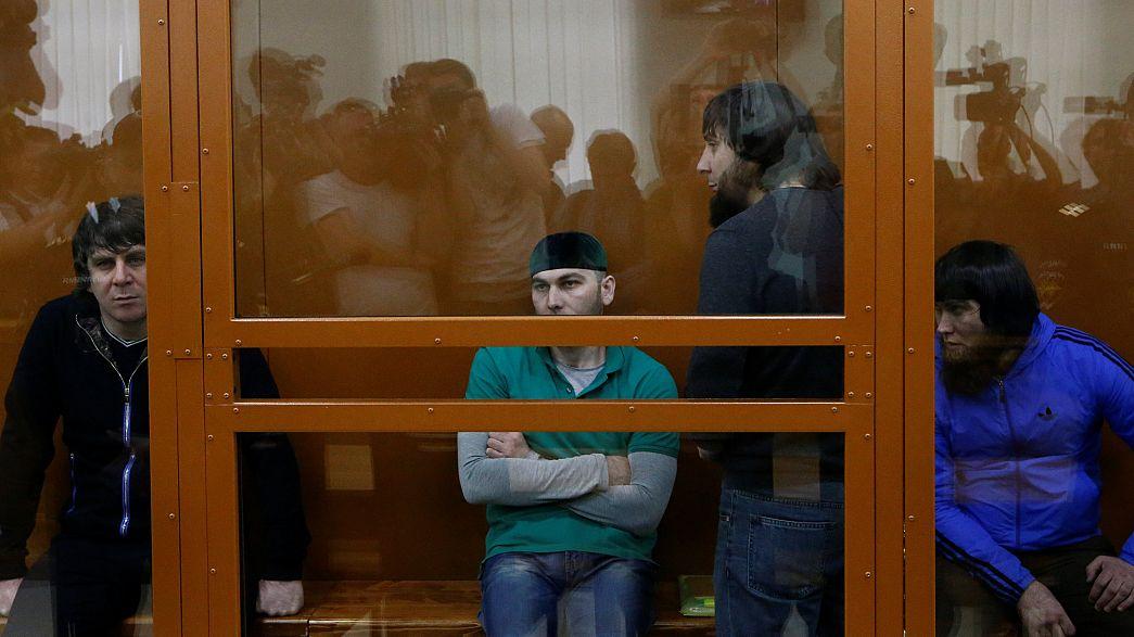 Вердикт по убийству Немцова: присяжные устали