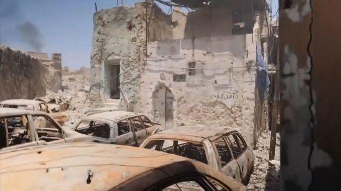 عند المسافة صفر مع داعش في الموصل