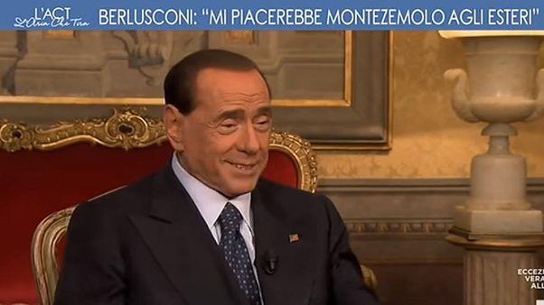 """Berlusconi: """"Trump'ın nesi hoşuma gidiyor? Eşi Melania..."""""""